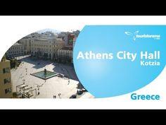Athens Town Hall - Kotzia Square Δημαρχείο Αθήνας - Πλατεία Κοτζιά Athens City, Town Hall, Greece, Greece Country