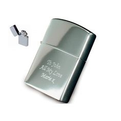 Engraved Lighter  from www.personalisedweddinggifts.co.uk :: ONLY £9.95