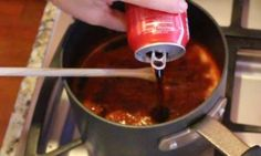 CocaCola BBQ Sauce Recipe