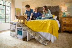Dog Ramp - Several Steps Towards Finding Success Along With Your Dog Dog Stairs For Bed, Dog Ramp For Bed, Pet Ramp, Diy Dog Bed, Diy Bed, Large Dogs, Small Dogs, Dog Steps, Pet Steps For Bed