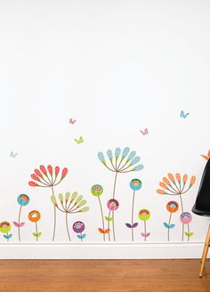 AdzifLudo Tells a Story Wall Decals Multicolored L5303AJV5