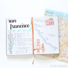 10 Ways to Use a Bullet Journal for Travel - Modern Manners for Moms & Dads
