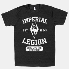 0b743c8c 14 Best Skyrim T-Shirts images | Awesome t shirts, Cool t shirts ...