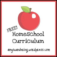 Preschool Curriculum....even if you aren't into homeschooling...could be great to use over the summer to keep them up to speed!