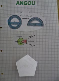 Lapbook degli angoli   in classe QUARTA