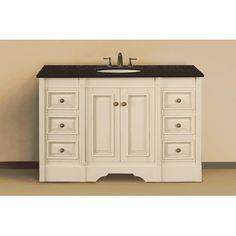"""Legion Furniture 48"""" Single Bathroom Vanity Set"""