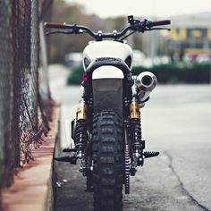 The Scrambler is one of the most iconic Triumph models of all. The company's own engineers have now made it even better, with a custom offroad version.