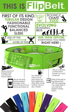 Flipbelt! I really want 1 of these. Would be perfect for the entire family!