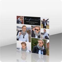 Invitasjon konfirmasjon, 201701 Polaroid Film, Andreas, Tobias, Inspiration, Party, Pictures, Biblical Inspiration, Parties, Inhalation
