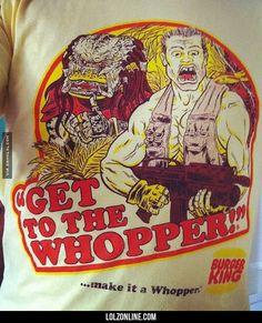 This Burger King T-Shirt#funny #lol #lolzonline