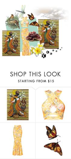 """Ingratiating"" by galina-780 ❤ liked on Polyvore featuring NOVICA, artflashmob and mlkdmr"