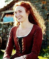 Demelza's glorious hair | Poldark S2