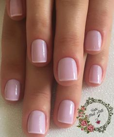 Pink Perfection Manicure