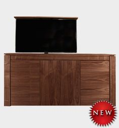 banyan creek brown with integrated tv lift cabinet motorized lift storage space ebay pinterest