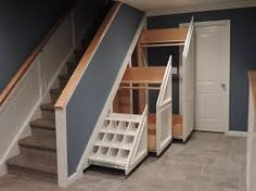 under stair storage - Google Search