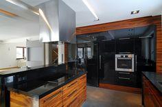 dom jednorodzinny z czernią | All-Design Projektowanie wnętrz Kraków, Projekty wnętrz, Architekt Agnieszka Lorenc