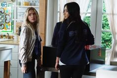 """#PLL 7x11 """"Playtime"""" - Hanna and Emily"""