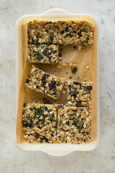 Savory Do-it-Yourself Power Bars