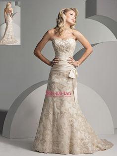 Simple Casual Yet Elegant Wedding Dress For Older Bride Dresses Brides Second Marriage Fashion Women Inspiration