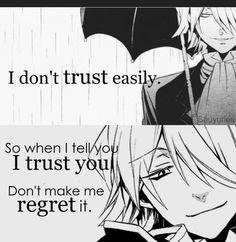 Dont make demon regret