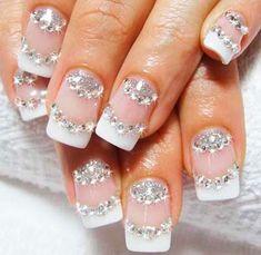 6e408a0d97252fe498b8c9a5381d44db Bridal Hairstyles Nail Art 2012