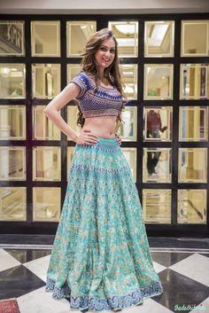Trousseau Destination: Anita Dongre, Delhi | thedelhibride Indian Weddings blog