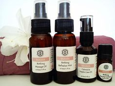 Introducing the Aromatherapy Birthing Kit. Created to provide relaxation, relieve discomfort and enhance the birthing experience. Includes essential oil blend, massage oil, refresher mist and so much more. 🛍 The perfect baby shower gift. Check out our website for full details. Let Jazslings help you take control of birth   #organic #aromatherapy #birthingkit