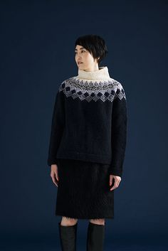Studies in Ice, Studies in Ice Dress, and Skaftafell will all be off through August 2017 midnight EST. No coupon needed! Sweater Knitting Patterns, Knitting Designs, Knitting Yarn, Free Knitting, Knit Stranded, Ice Dresses, Icelandic Sweaters, How To Start Knitting, Clothing Patterns