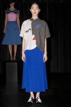 View the Tata-Naka Spring 2014 RTW collection. See photos and video of the S2014RTW runway show. Tata-Naka