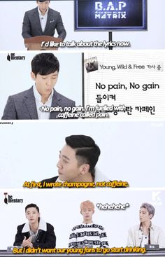 Bap funny kpop yongguk