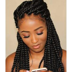 50 exquisite box braids hairstyles to do yourself box braids 50 exquisite box braids hairstyles to do yourself solutioingenieria Gallery