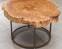 Solid Wood Manufacture. Handmade Custom Epoxy Tables by CaleoWood Tree Coffee Table, Round Wood Coffee Table, Coffee Table Legs, Unique Coffee Table, Wood Slab Table, Solid Wood Table, Acacia, Modern Table Legs, Live Edge Table
