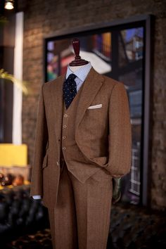 Menswear | tailorablenco:   Classic elegance. This robust...
