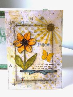 another art journal page...