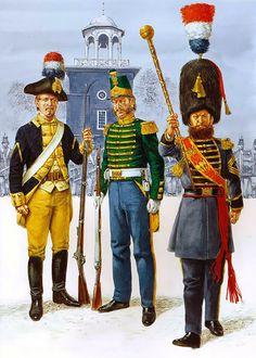 """""""Virginia Volunteer Militia, 1860-61"""" • NCO, Continental Morgan Guards - Co A, 31st VA Militia • Montgomery Guard - Co C, 1st VA Volunteers • Drum Major, 1st VA Volunteers Richard Hook"""