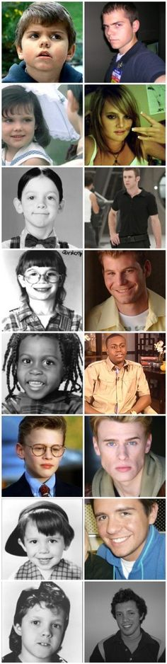 The Little Rascals all grown up