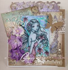 Charming Chic Cards: World of Magic