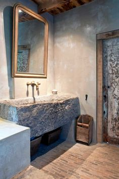 Home Remodel Videos Villa Design, Home Design, Interior Design, Design Ideas, Interior Ideas, Rustic Bathroom Designs, Rustic Bathrooms, Modern Bathrooms, Dream Bathrooms