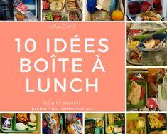 Au cours des deux dernières semaines du mois d'août, le Grand et le Dodu allaient au camp de jour. Je devais donc leur fournir une boîte à lunch soutenante et deux collations qui leur permettraient de profiter pleinement de toutes les activités prévues au programme. Voici 10 idées de boîte à lunch (et plus encore). Boite A Lunch, Bento Box Lunch, Voici, Jasmine, Photos, Parenting, Vegetarische Rezepte, Vegetarian Kids, Snacks