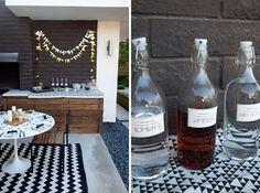 Casa Verona, Palm Springs // DIY Party by Smitten Studio