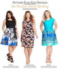 Plus Size Wedding Style: 12 Dresses for the Wedding - KnotsVilla