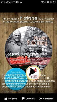 Espai Gironès Salt maig 2015