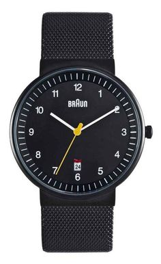 Braun Gent's BN-BKBMG32 in mens watch brands nice mens watches 's store on Consignd - $235.00  Free shipping on orders over Fifty Dollars . Use Welcome15 at checkout for a limited time 15% off discount!
