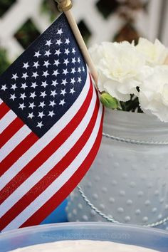 easy 4th of july decorating tips