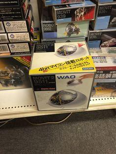 WAO -programable robot