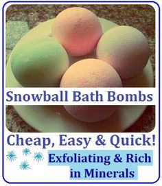 DIY Bath Bombs / Fizzies Recipe, How to Make SPA Products CHEAP, EASY & QUICK! Homemade Gift Idea