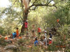 Los niños deben empezar a aprender en la naturaleza, no en el aula