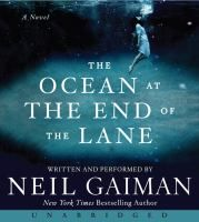 A great book about memory and childhood. Gaiman narrates the audiobook himself and really makes the story come to life...and especially chilling.