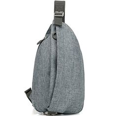 YESO Oxford Water-resistant Sling Bag - Crossbody Chest P...