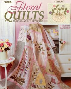 Fabric and Sewing - Beautiful patchwork and quilted blankets.